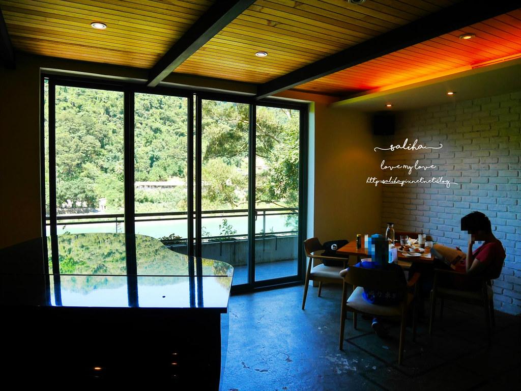 烏來燕子湖景點一日遊La Villa Wulai 咖啡廳咖啡館 (6)