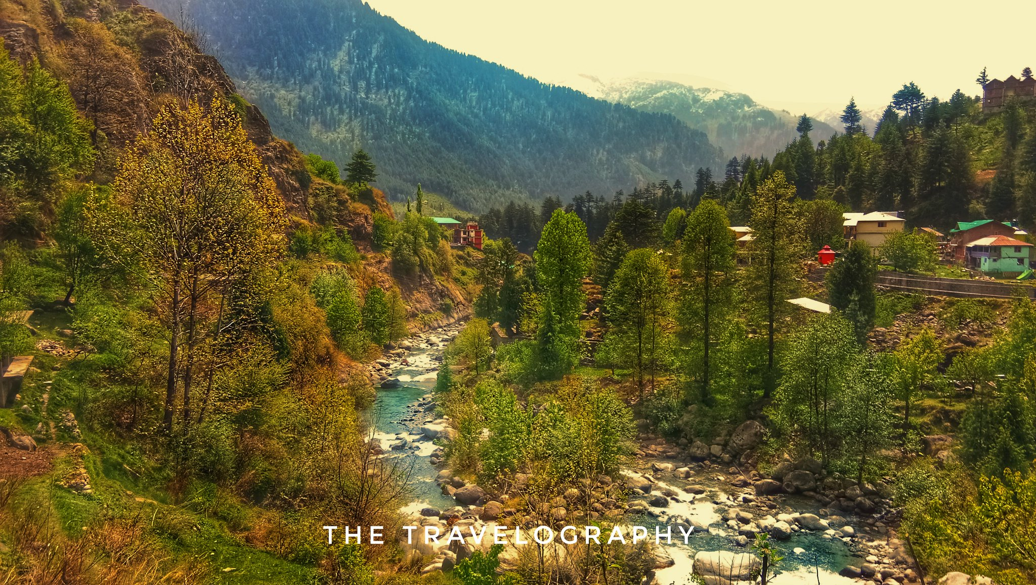 Kasol Village Himachal - The Travelography (1)