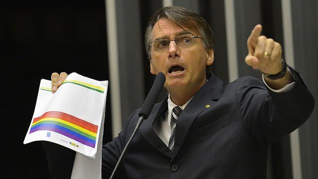 Diarios extranjeros describen a Bolsonaro como una amenaza para Brasil