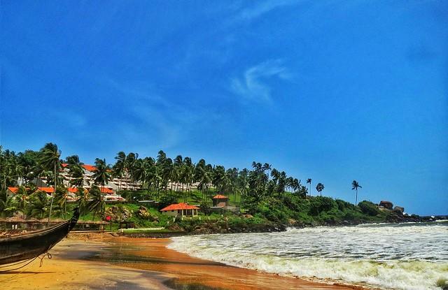 kovalam beach kerla,India