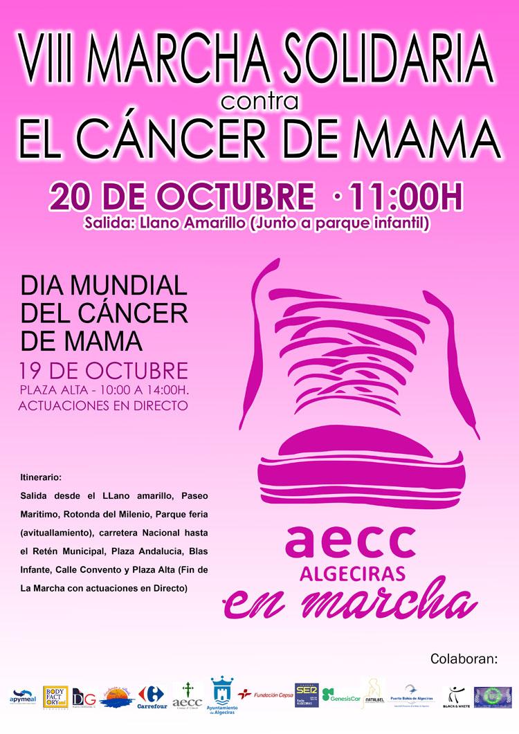 Marxa contra el cancer 20184