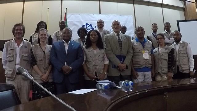 18.10.Missão de Observação Eleitoral às Eleições Autárquicas em Moçambique