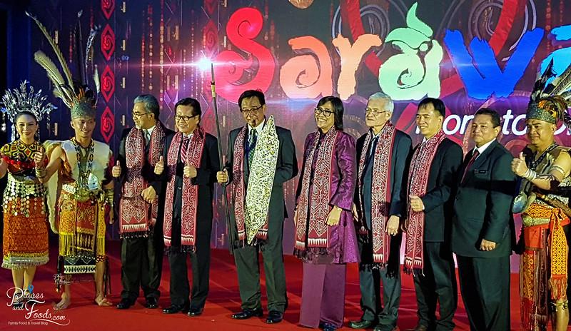 sarawak tourism minister