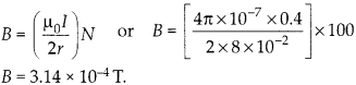 NCERT Solutions for Class 12 Physics Chapter 4 Moving Charges and Magnetism 1