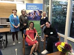 October 24, 2018 - Mixer at Orinda Academy