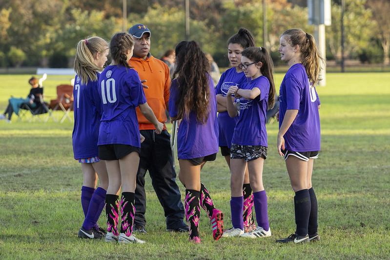 U16 Girls League: Advantage Chiropractic Clinic vs. ProActive Bodyworks