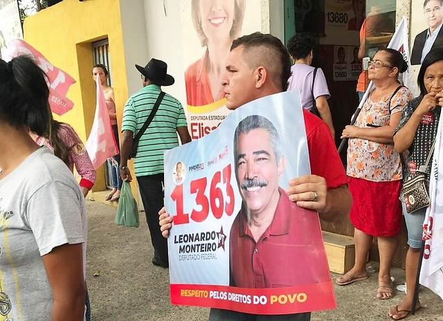 Linda caminhada #EleNão