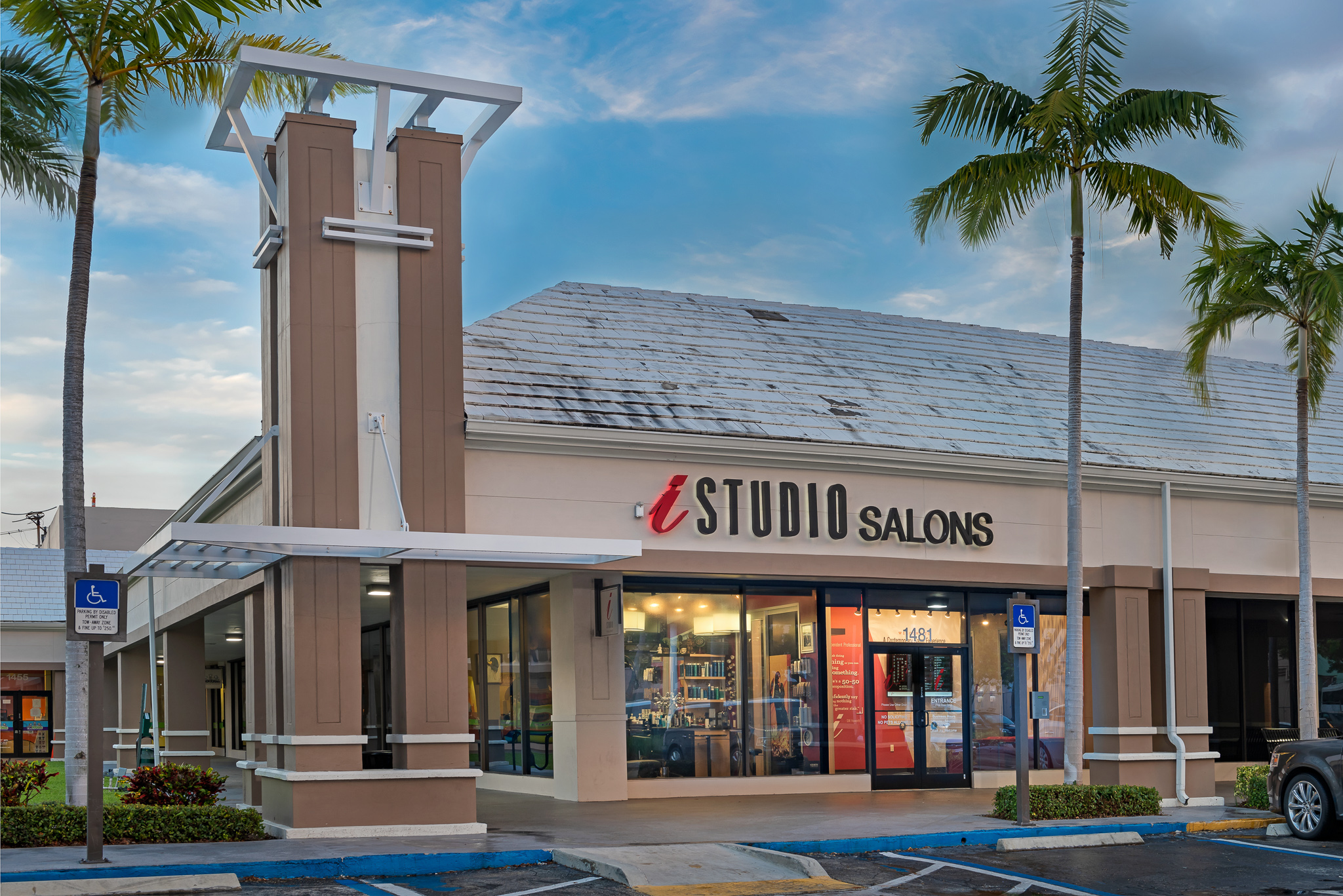 iStudio Salons Ft. Lauderdale Southport