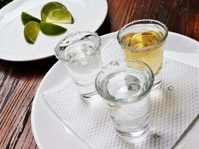 Tasting Flight Tequila & Mezcal
