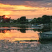 Mudeford Sunset (Explored)