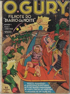 Planet Comics No.1