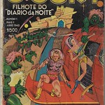 Thu, 2018-09-20 14:00 - Published by Diário da Noite, Brazil May 1, 1940  Among the earliest publishing's Internationally of Fiction House comics.  I have never seen any other world-wide outside the US, beginning in 1940.  Extremely Rare living in Brazil for over 9yrs I have only ever seen two other No.1's.  One had been trimmed because it was previously in a volume.