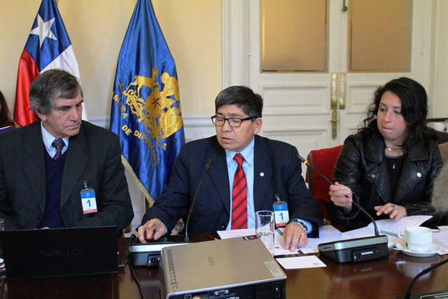 ANEF y Asociaciones del MOP en Comisión del Trabajo (01-10-2018)