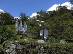 चांदमरी गांव में स्थापित भूस्खलन चेतावनी प्रणाली