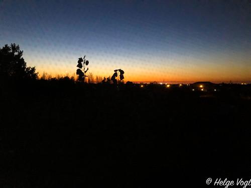Sonnenuntergang in Boco
