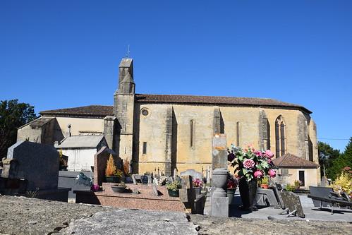 église de St Martin de Hinx (9)