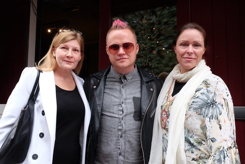 Juryn – Inger Scharis, Titus Paar och Eva Moberg