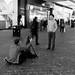 FX306551-1-2 Reinaldo Miranda aka Windswept Man, Manchester, uk