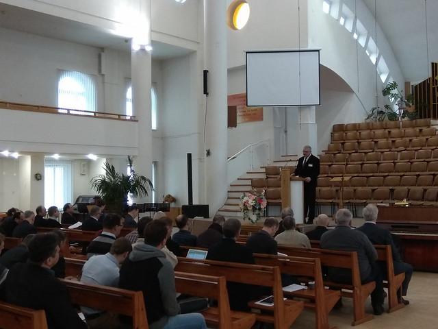Съезд Объединения церквей ЕХБ (2018)