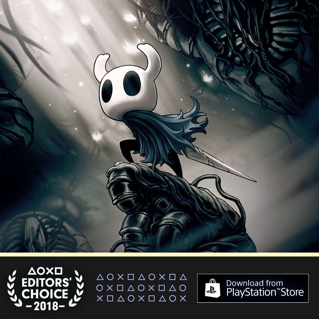 PlayStation Editor's Choice Q3 2018: Hollow Knight