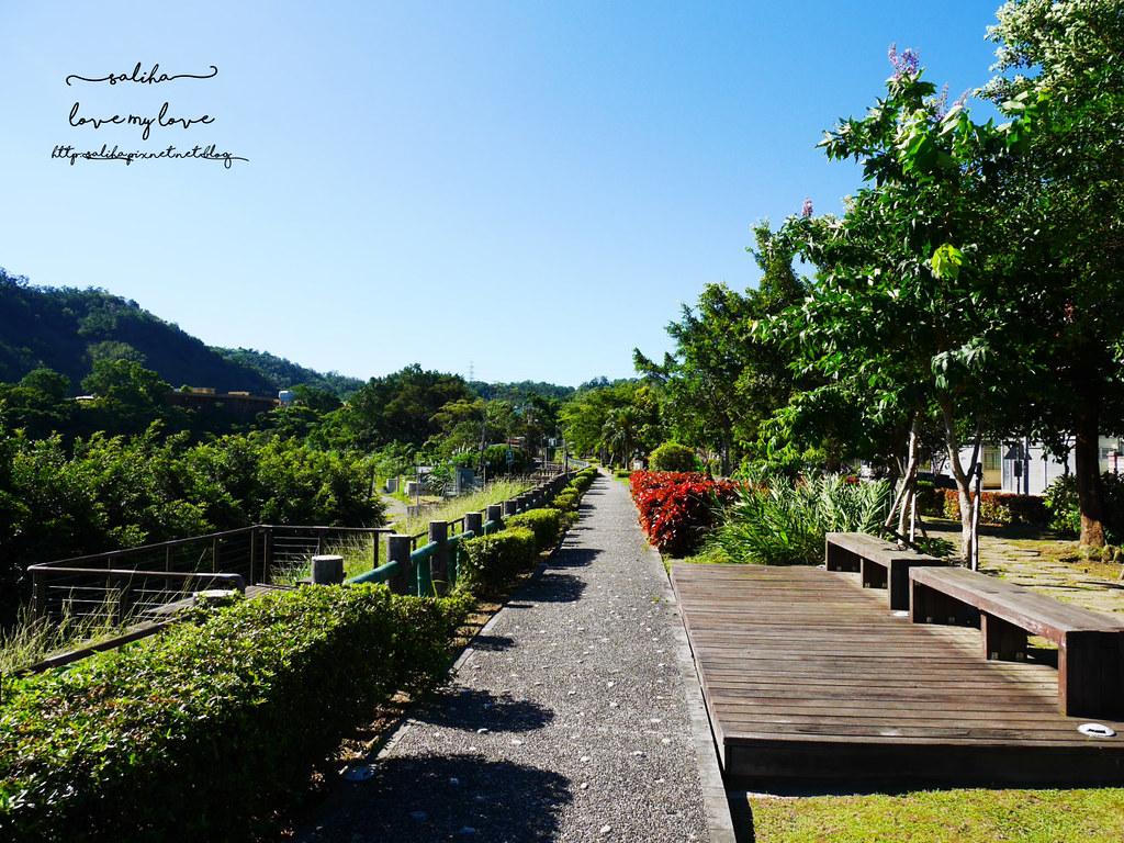 新店烏來一日遊景點推薦屈尺景觀公園 (3)