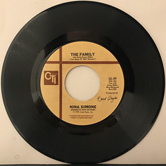 NINA SIMONE:THE FAMILY(RECORD SIDE-A)