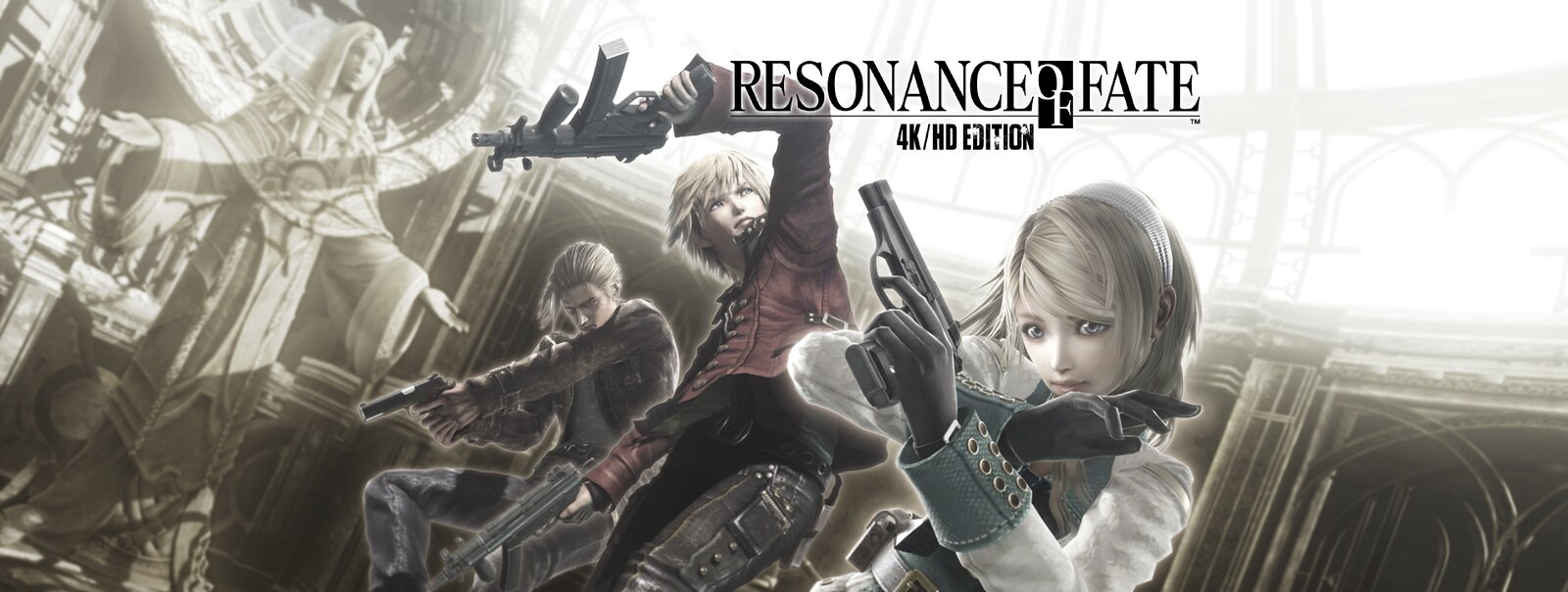 Resonance of Fate (PS4)