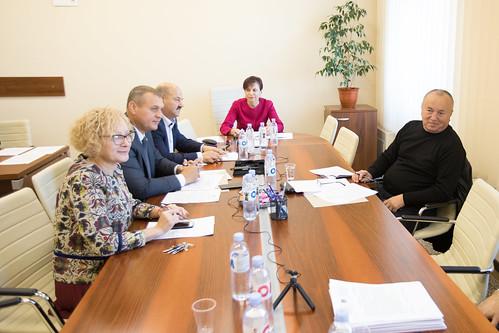 17.10.2018 Ședința Comisiei administrație publică