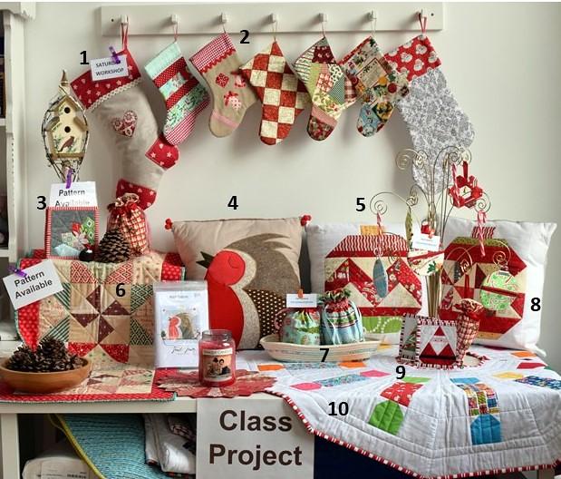 Christmas Table Display 18