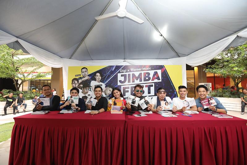Jimba Fest Tour