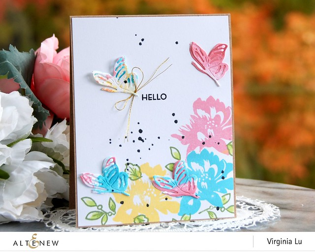 Altenew-SunlitFlowerCardKit-Virginia#6