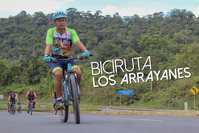 BICIRUTA LOS ARRAYANES