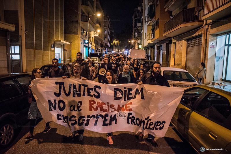2018_10_26 Manifestación abajo las fronteras_Joanna Chichelnitzky (1)