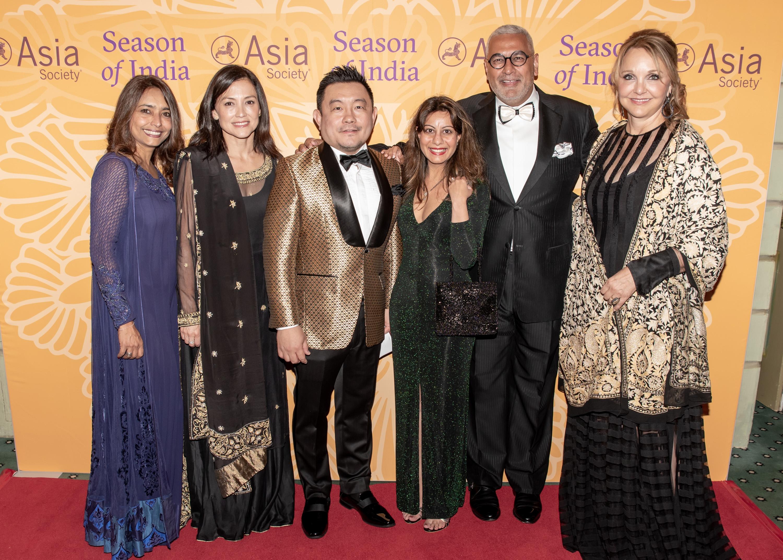 26. Boon Hui Tan, Dr Zehra Jumabhoy, Sunil Hirani, Josette Sheeran