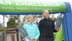 Řídký a Rambová vyhráli šedesátku na Saar Challenge