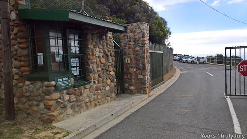 The gates are simply open and the ticket office is closed during #SANationalParksWeek at Oudekraal.