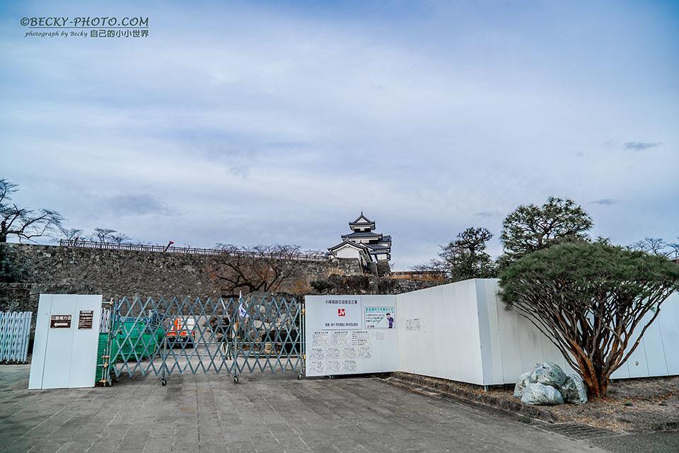 2017.Nov 白河小峰城@Fukushima,Japan