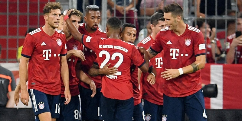 Kampl: Saya suka melihat perjuangan Bayern!