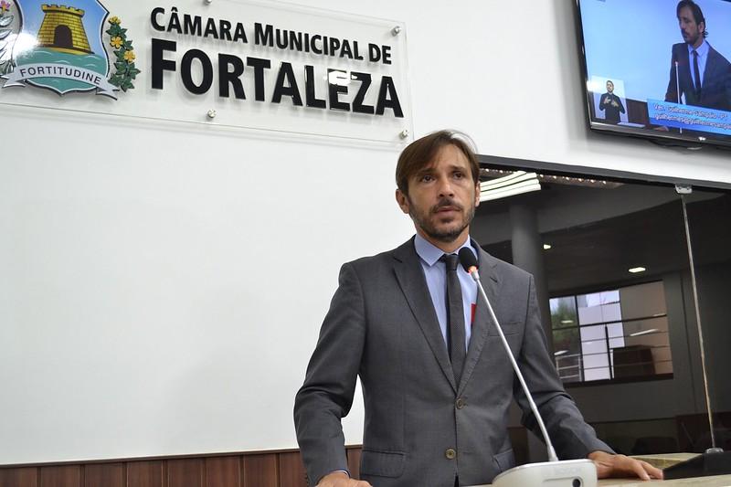 Vereador Guilherme Sampaio (PT)