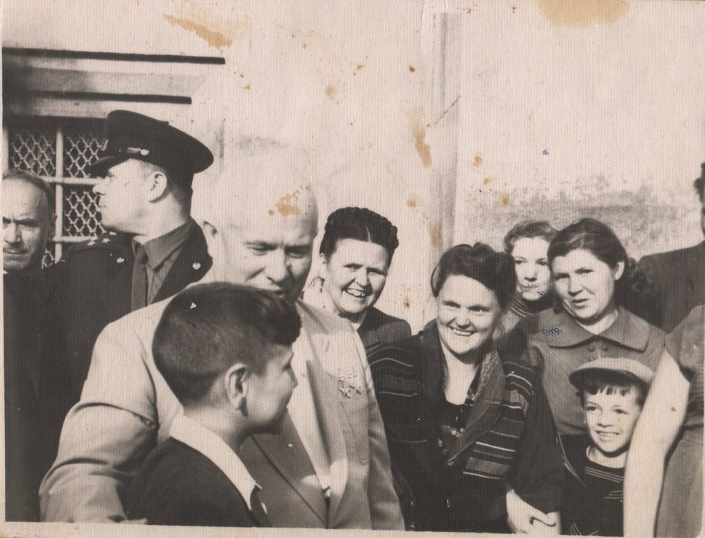 1960. Н.С. Хрущев