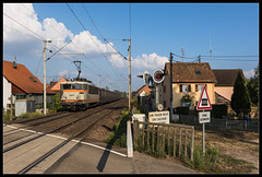 SNCF BB 25673 | Schwindratzheim - Photo of Buswiller