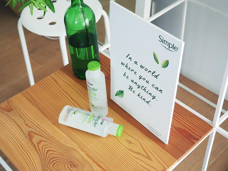 Exclusief bij Kruidvat: Simple Skincare!