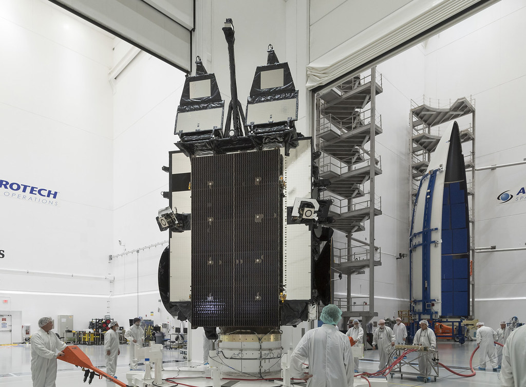 AEHF SV4 encapsulation