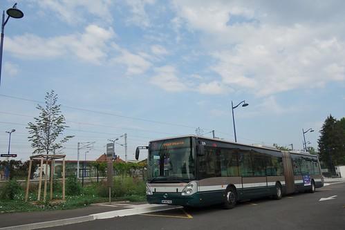 Irisbus Citelis 18 n°329  -  Strasbourg, CTS