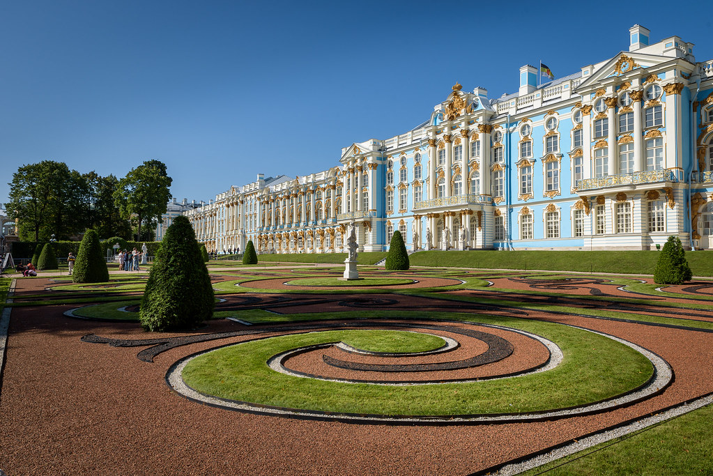 Pushkin, Saint Petersburg - Catherine Palace