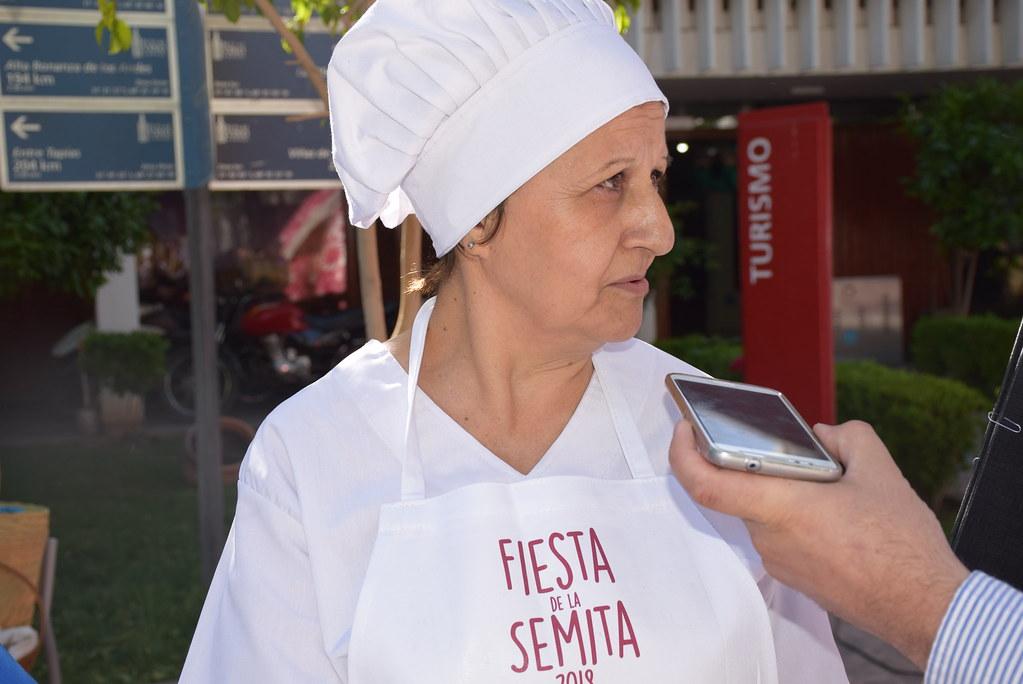 2018-10-09: DESARROLLO HUMANO: Fiesta de la Semita