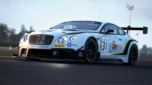 Assetto Corsa Competizione Bentley Continental GT3 2