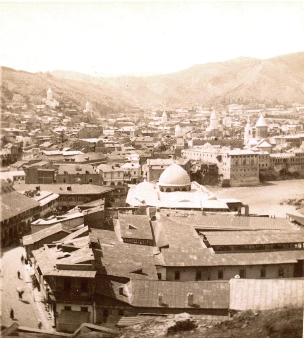 Сионский собор и старая часть города