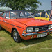 Classic Car Show, Tatton Park, Cheshire, UK 2016 - Ford Cortina