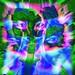 La nuit des masques // #rmxbyd #aesthetic #newmediaart #newaesthetic #databending #glitchartistscollective #datamoshing #glitchart #glitch #digitalart #creativecoding #generative #generativeart #modernart #contemporaryart #abstraction #abstract #abstracta